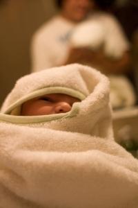 Linus bath7